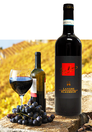 Langhe doc Rosso Blagheur